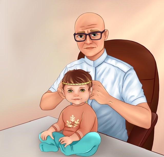 Рост головы у младенцев. Что надо знать! - Ортотис Премиум