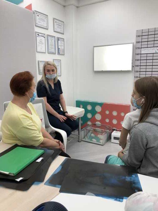 Прием ортопедов сколиоз - Ортотис Премиум
